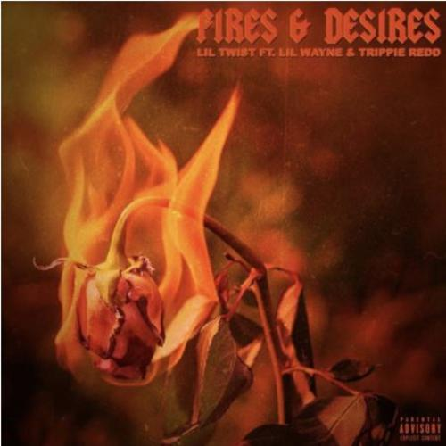 "Lil Twist Ft. Lil Wayne & Trippie Redd – ""Fires & Desires"" [New Song]"