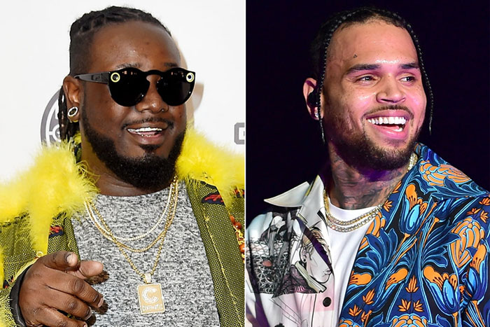 T-Pain and Chris Brown to Drop New Single 'Wake Up Dead'