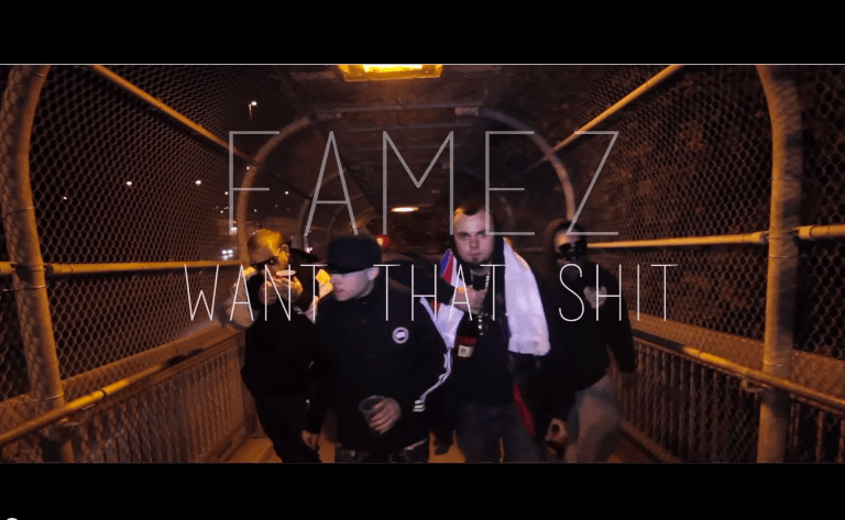FAMEZ – WANT THAT SHIT (OFFICIAL HD VIDEO)