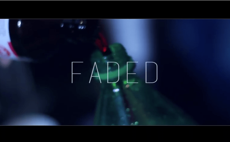 FAMEZ – FADED ( Official Music Video )