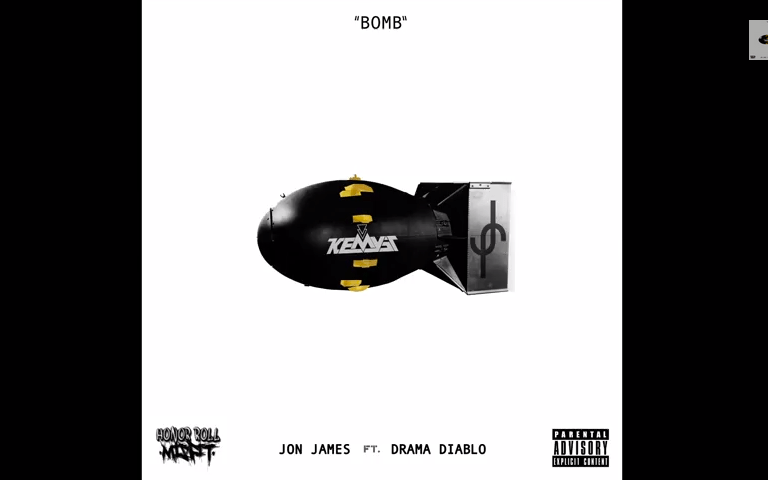 Jon James – Bomb Ft. Drama Diablo