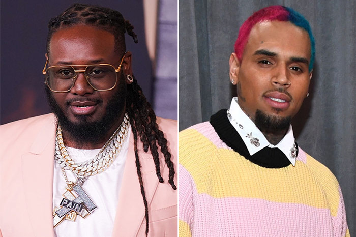 T-Pain and Chris Brown Reunite on 'Wake Up Dead'
