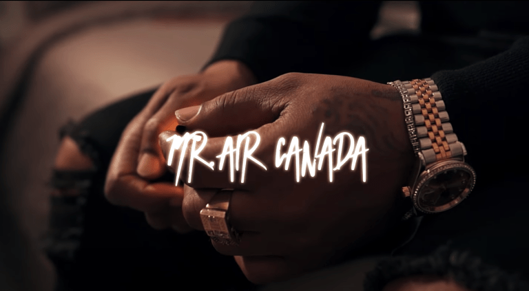 Mr. Air Canada – Sanitized