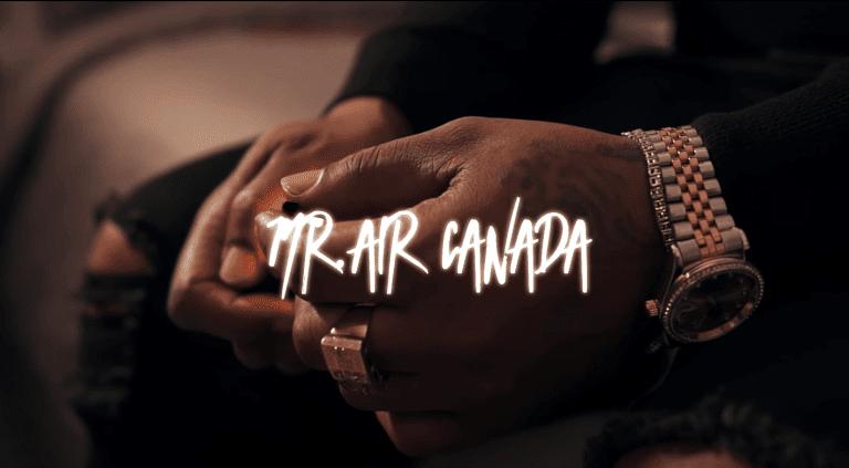 Mr. Air Canada – Sanitized