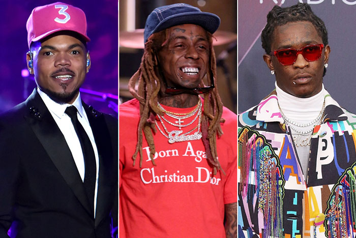 Chance the Rapper Debuts Lil Wayne and Young Thug Collaboration