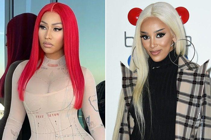 Doja Cat Drops 'Say So' Remix with Nicki Minaj
