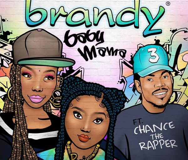 Brandy and Chance the Rapper Team Up on 'Baby Mama'