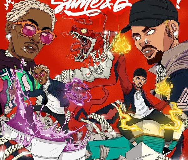 Stream Chris Brown and Young Thug's Joint Project 'Slime&B'