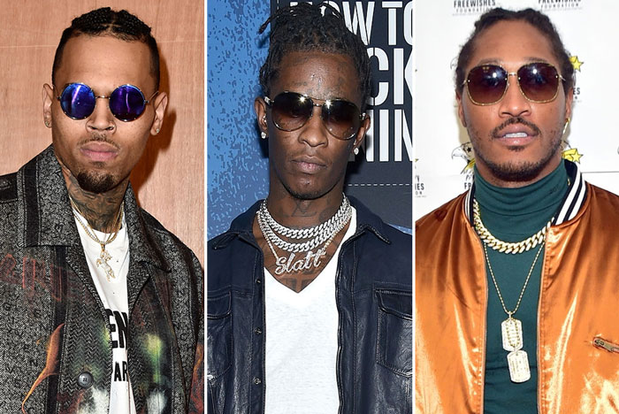 Listen to Chris Brown and Young Thug's New Future Collaboration
