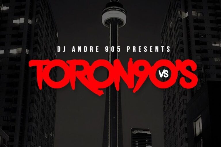 DjAndre905 – Toronto VS The 90's