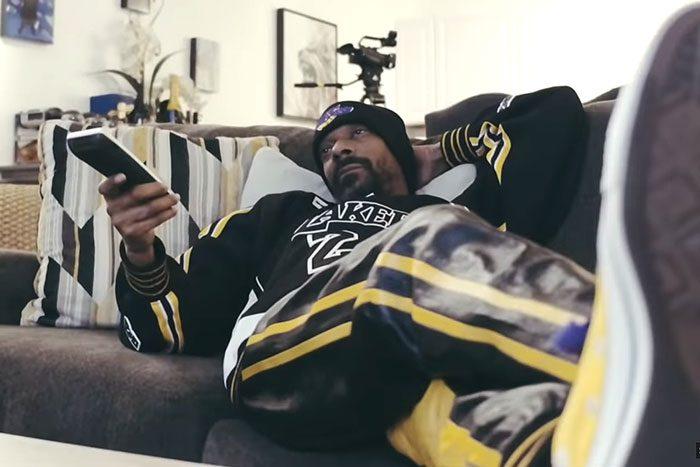 Snoop Dogg Shares Quarantine-Inspired Single 'I Wanna Go Outside'