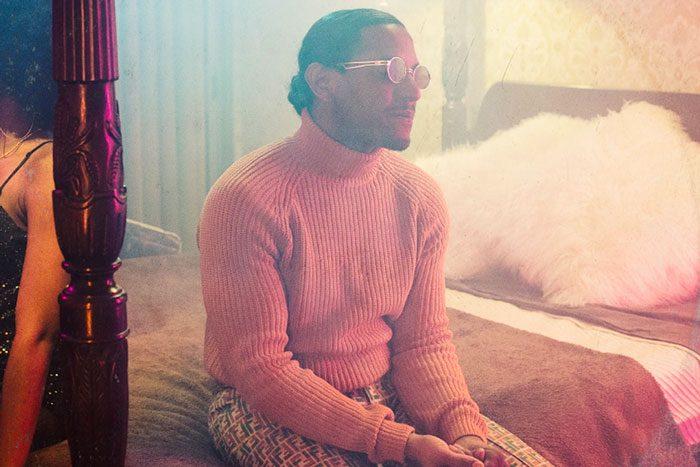 Lloyd Returns with 'Slow Wine Bass Line' Featuring Teddy Riley