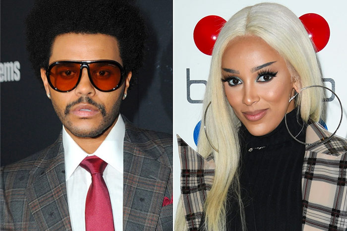 The Weeknd and Doja Cat Team Up on 'In Your Eyes' Remix