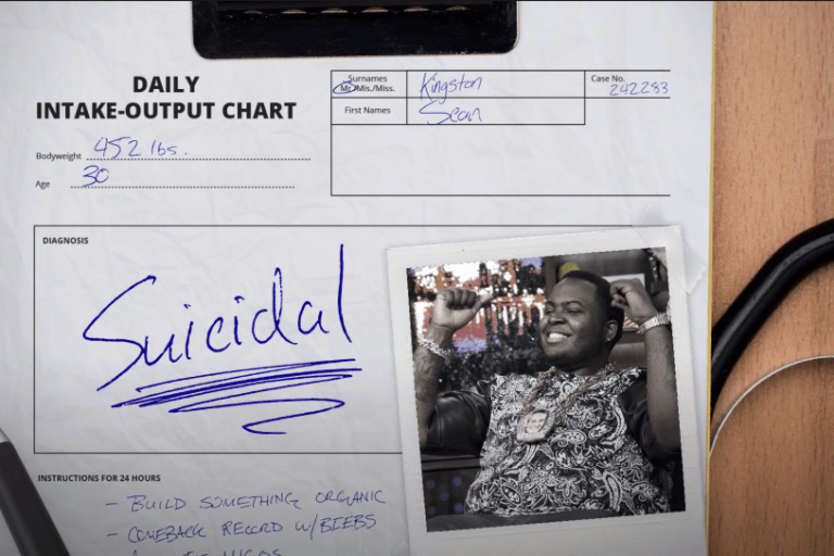 """Merkules Calls out Sean Kingston in new diss track """"Suicidal"""""""