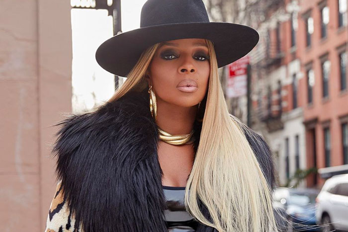 Mary J. Blige Drops New Song 'Can't Be Life'