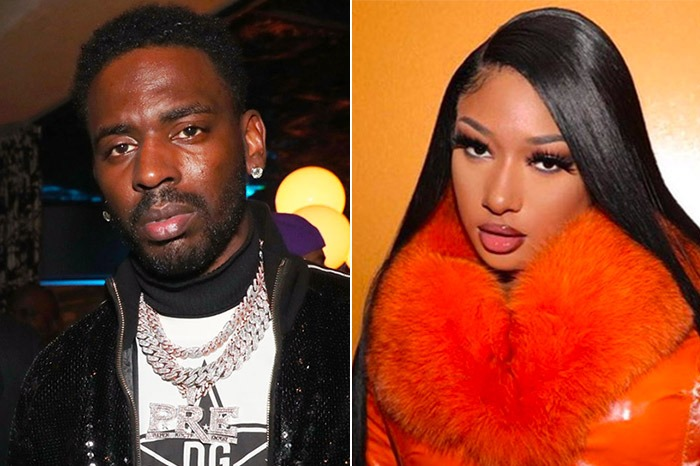 Young Dolph and Megan Thee Stallion Team Up on 'RNB'