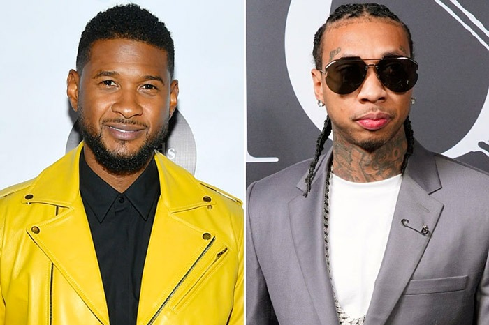 Usher and Tyga Team Up on 'California'