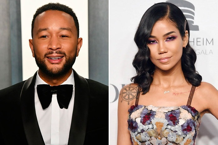 John Legend Previews Jhené Aiko Collaboration 'U Move, I Move'