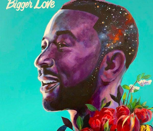 Stream John Legend's Album 'Bigger Love'