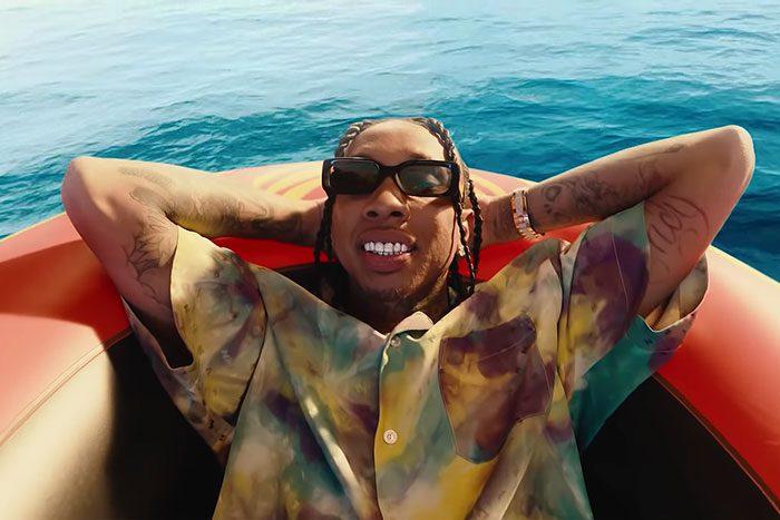 Tyga Escapes on New Single 'Vacation'
