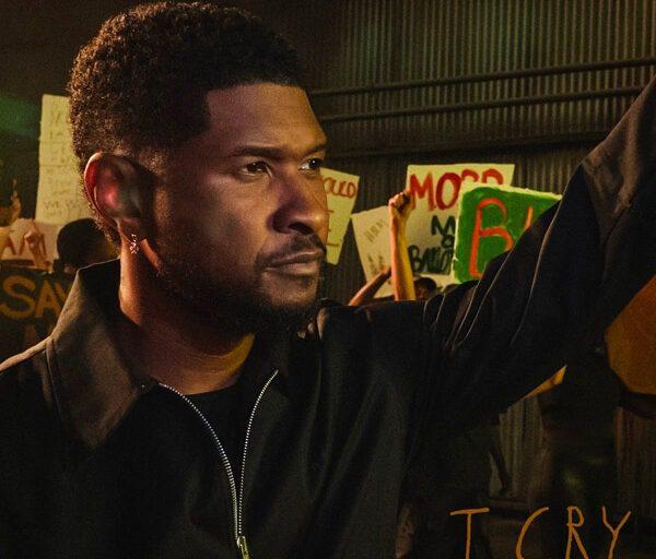Usher Shares Emotional Song 'I Cry'
