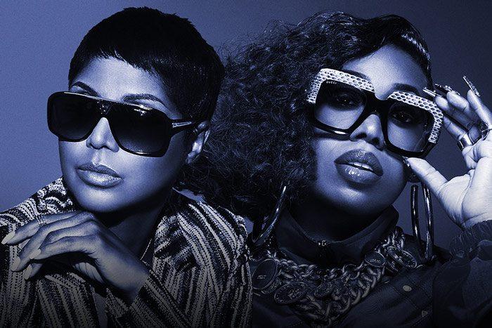 Toni Braxton Enlists Missy Elliott for 'Do It' Remix