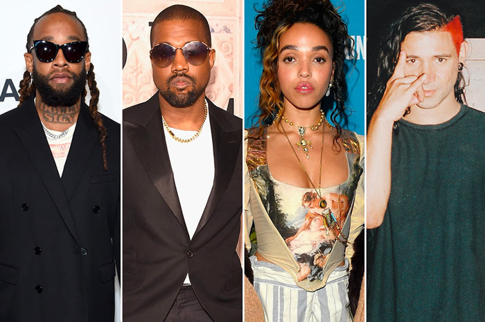 Ty Dolla $ign, Kanye West, FKA Twigs, & Skrillex Team Up on 'Ego Death'