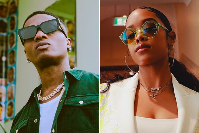 Wizkid Drops New Single 'Smile' Featuring H.E.R.