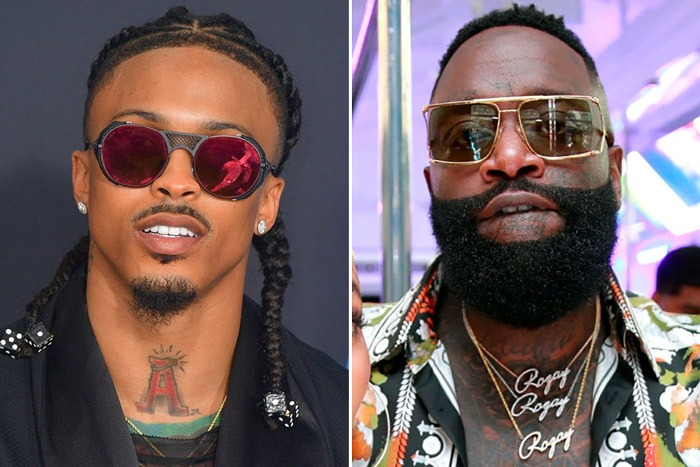 August Alsina and Rick Ross Drop New Song 'Entanglements'