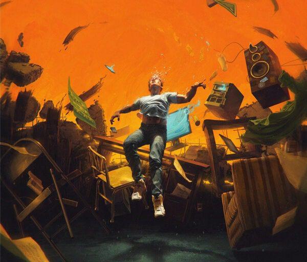 Stream Logic's Final Album 'No Pressure'