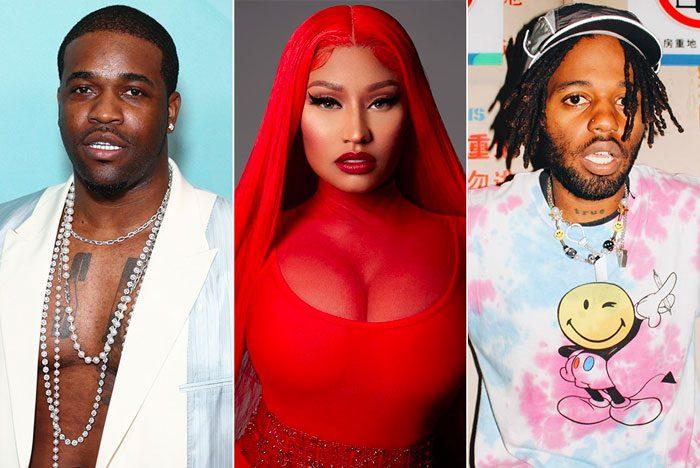A$AP Ferg Drops New Single 'Move Ya Hips' with Nicki Minaj