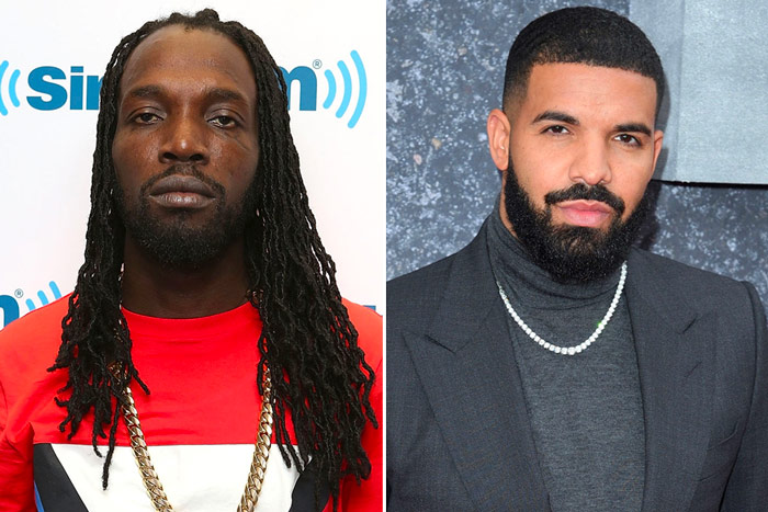 Mavado Fires Back at Drake on 'Enemy Line' Diss