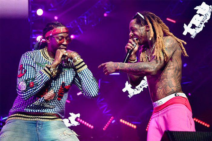 2 Chainz Enlists Lil Wayne for 'Money Maker'