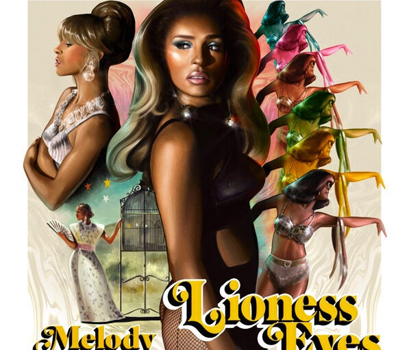 Stream Melody Thornton's New EP 'Lioness Eyes'