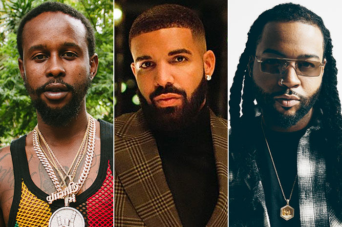 Popcaan Links with Drake and PARTYNEXTDOOR on 'TWIST & TURN'
