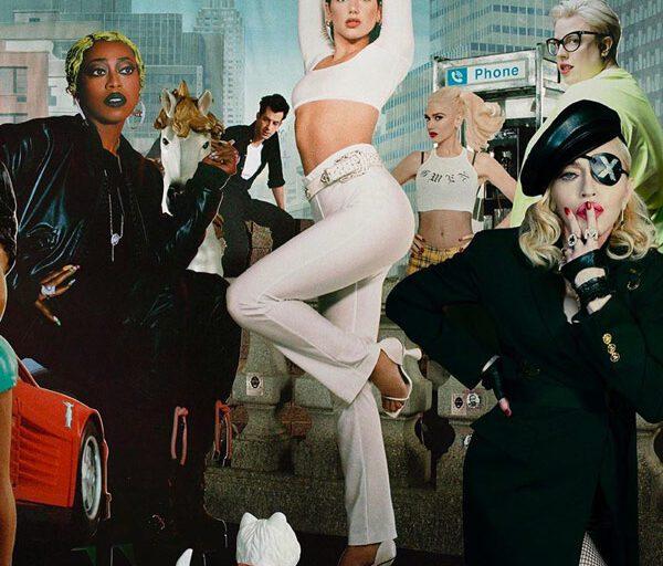 Dua Lipa Enlists Missy Elliott and Madonna for 'Levitating (Remix)'