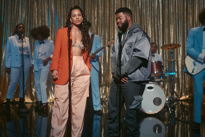Alicia Keys and Khalid Team Up on 'So Done'