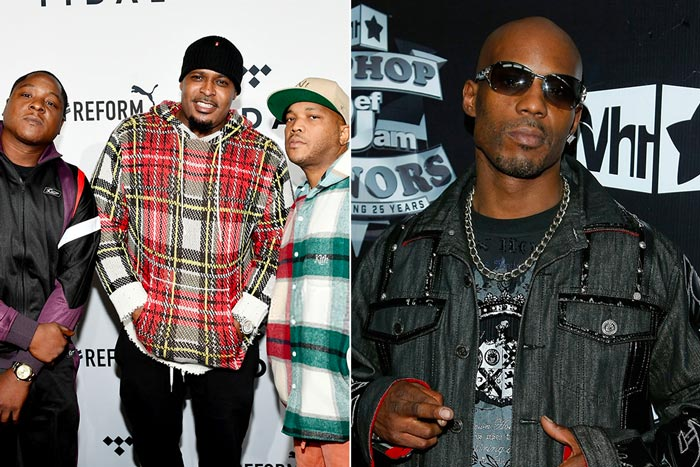 The LOX and DMX Reunite on New Single 'Bout Sh*t'