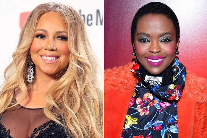 Mariah Carey Releases Lauryn Hill Duet 'Save the Day'