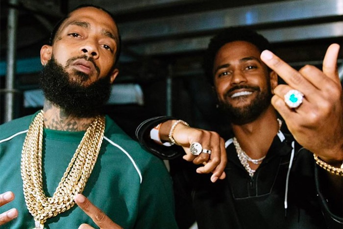 Big Sean Releases Nipsey Hussle Collaboration 'Deep Reverence'
