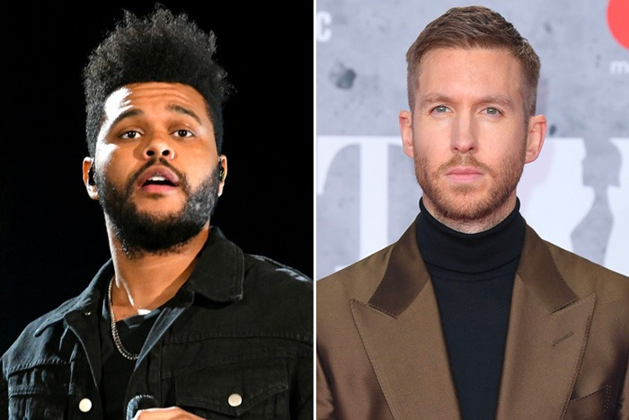 The Weeknd and Calvin Harris Team Up on 'Over Now'