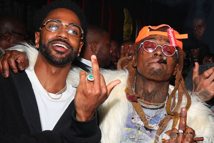 Big Sean Previews Lil Wayne Collaboration 'Don Life'