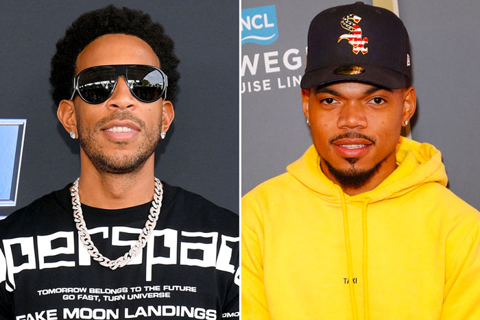 Ludacris and Chance the Rapper Team Up on 'Found You'