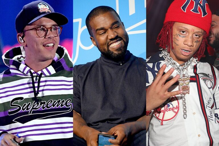 Logic, Trippie Redd and More Come Out in Support of Kanye West