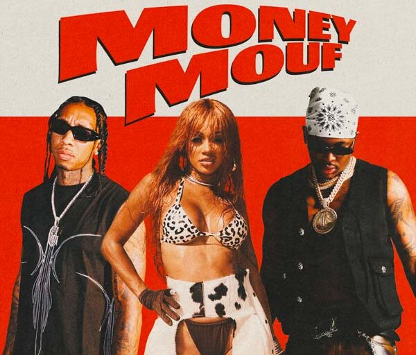 Tyga Taps Saweetie and YG for 'Money Mouf'