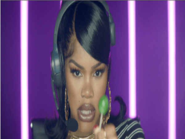 Operators Are Standing By In Teyana Taylor's '1800-One-Night'