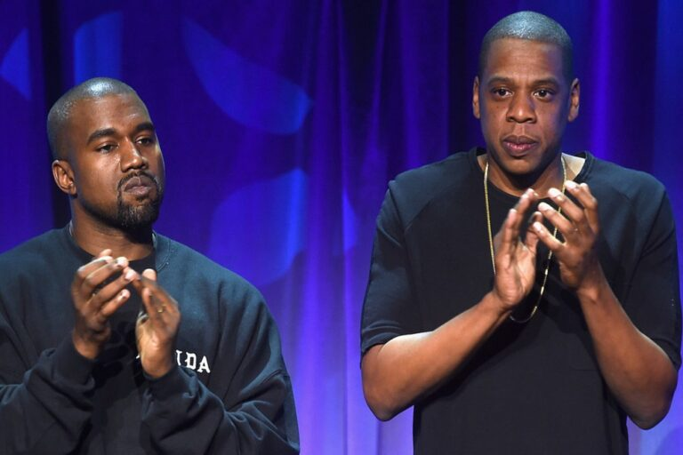 Kanye West Responds to Claim That Jay-Z Sold 'Ye's Masters to Get His Own Back