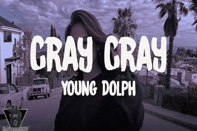 Young Dolph Goes 'Cray Cray'