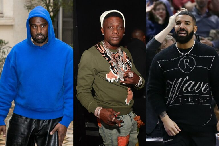 Boosie BadAzz Calls Out Kanye West for Continuing to Talk About Drake