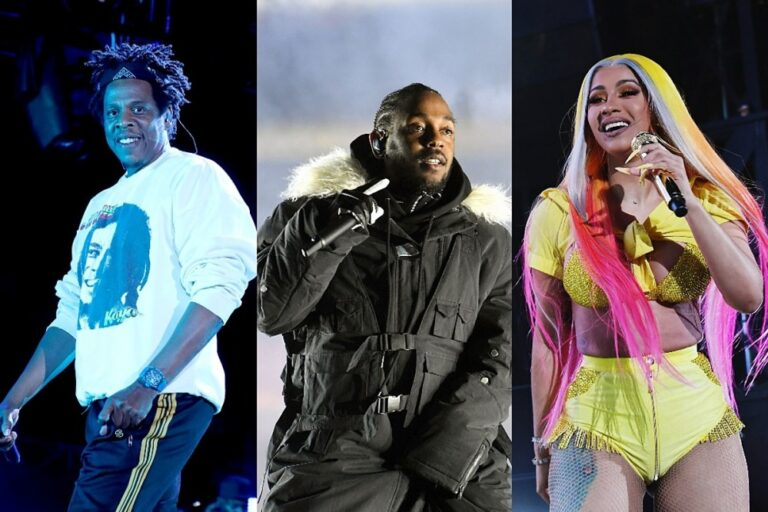 These Rappers' Biggest Songs of All Time Will Surprise You